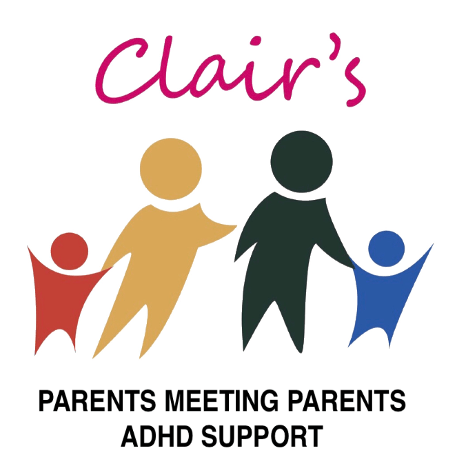 Clair's Parents Meeting Parents ADHD Support