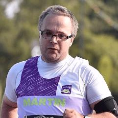 London Marathon 2017 for Asthma UK - Martin Harris