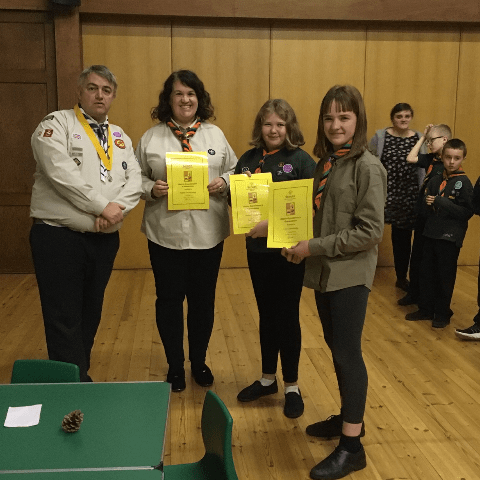 20th Deal (Aylesham) Cornwallis scout group