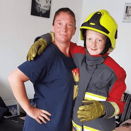 Carina Peel  raising for Freeman Hospital Paediatric Heart Transplant Department