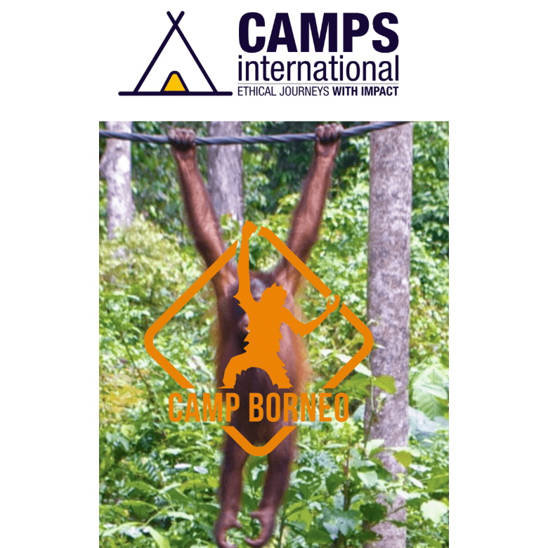 Camps International Borneo 2020 - Gracie Whitter