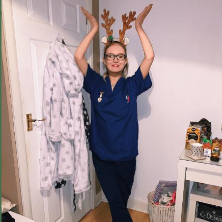Student Nurse Volunteering Bali 2021 - Alice-Elizabeth Lyon