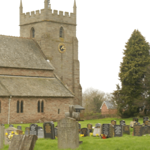 St Mary the Virgin - Burghill