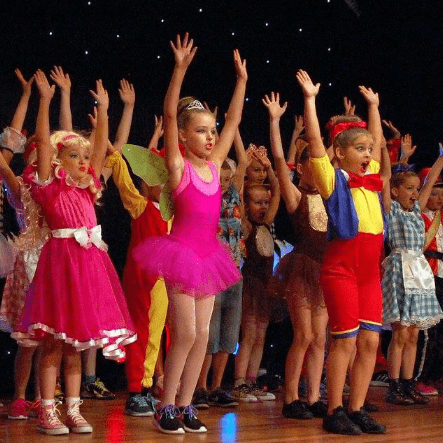 Next Step School of Dance - Competition Team