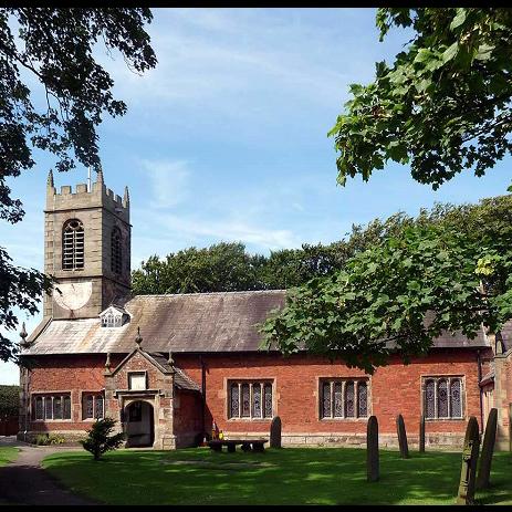 St Michaels Church Hoole
