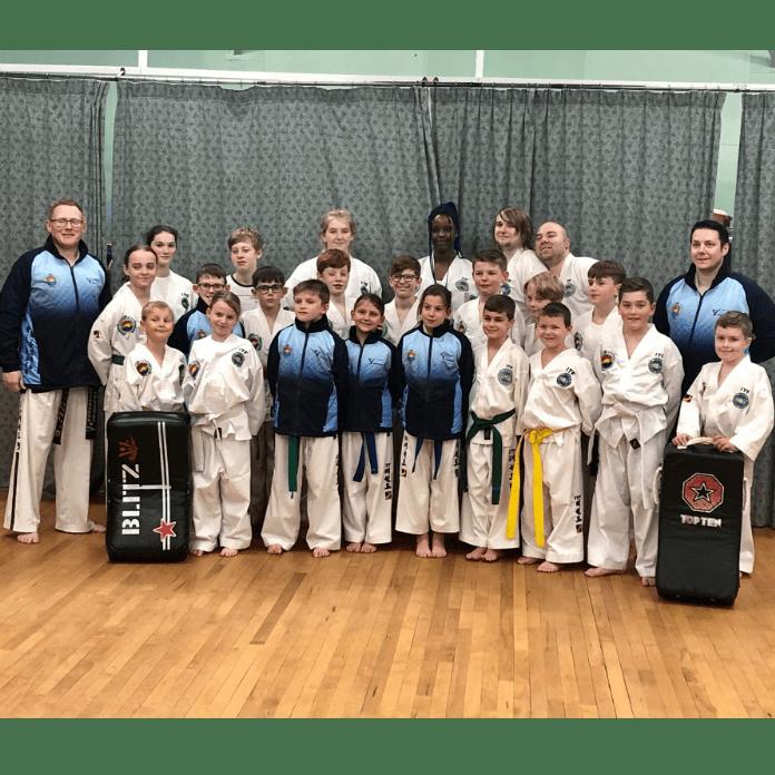 NEST Taekwondo Event/Equipment fund