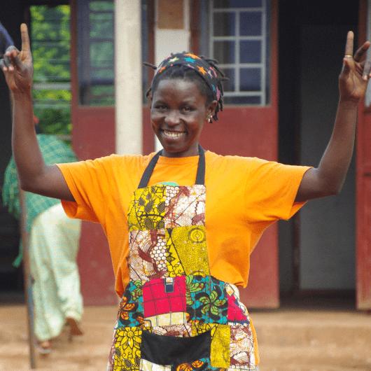 East African Playground Uganda 2018 - Weronika Letowska