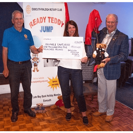 Exmouth Raleigh Rotary Trust Fund