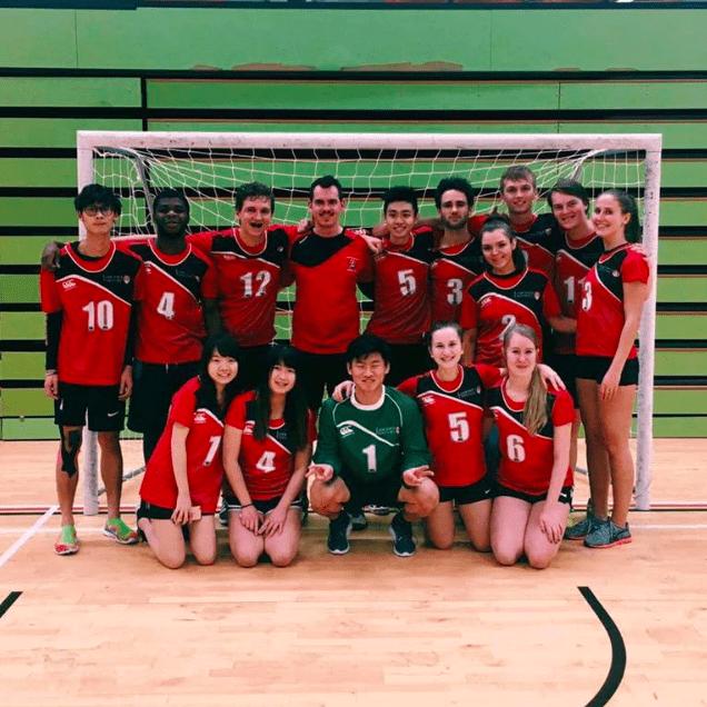 Lancaster University Handball Club