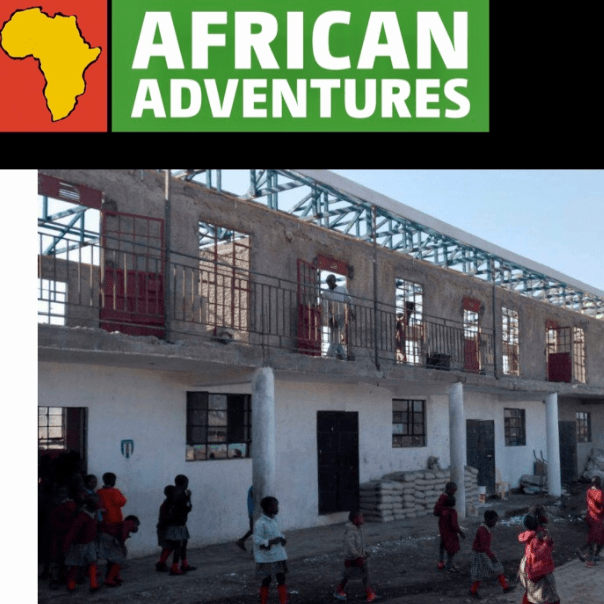 African Adventures Kenya 2020 - Emily Jarrett