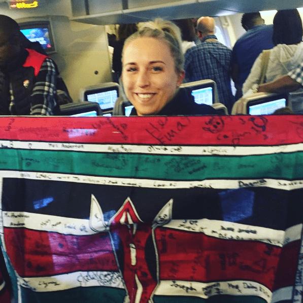 Rams In Kenya 2020 - Lauren Richards