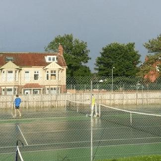 Hartlepool Lawn Tennis Club