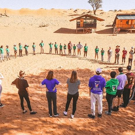 World Challenge Namibia 2020 - Lauren Smith