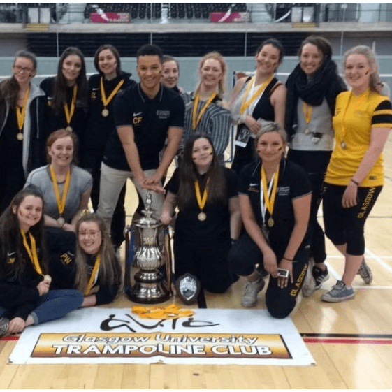 Glasgow University Trampoline Club