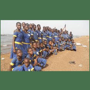 JCG EDOM Ghana 2018 - Jersey College for Girls Students