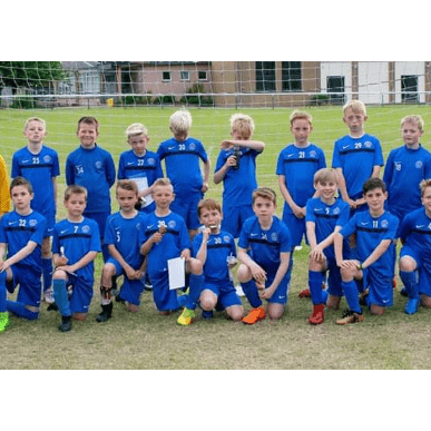 Musselburgh Windsor FC 2008's