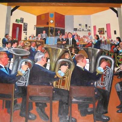 Glossop Old Band