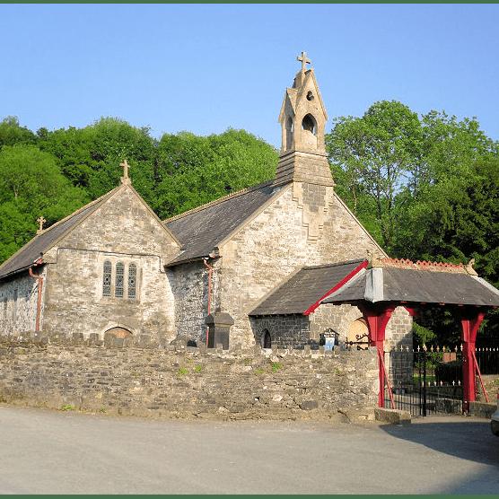 St Cynwyl Church