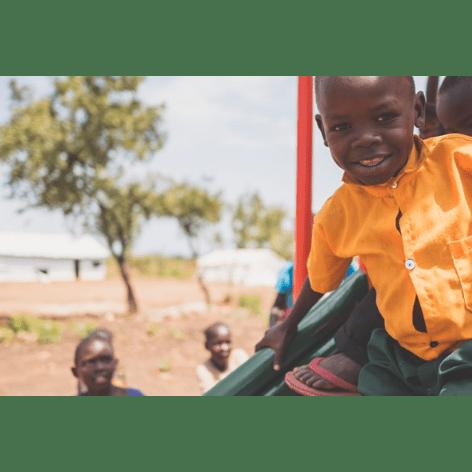 East African Playgrounds Uganda 2018- Issy Urquhart