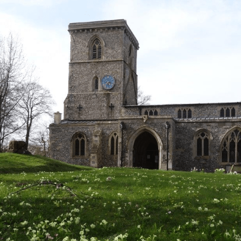 Holy Trinity, Bledlow, St Mary and St Nicholas, Saunderton and St Michael and all Angels, Horsenden
