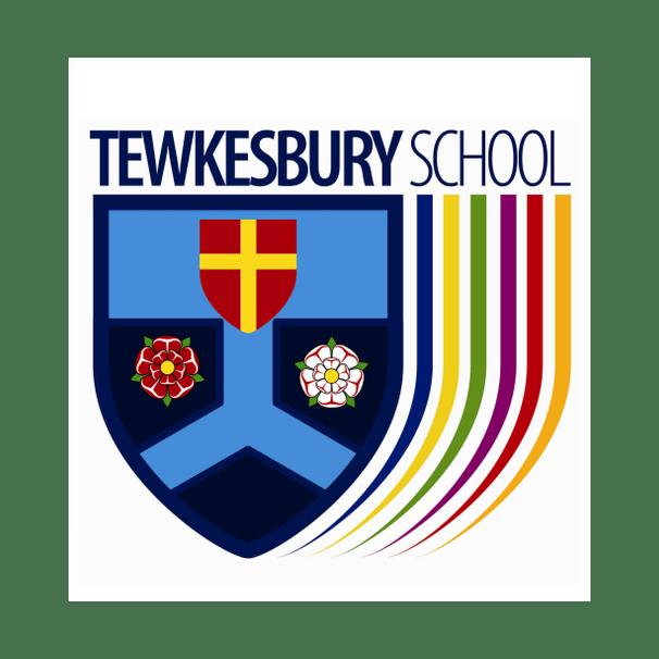 Tewkesbury School cause logo