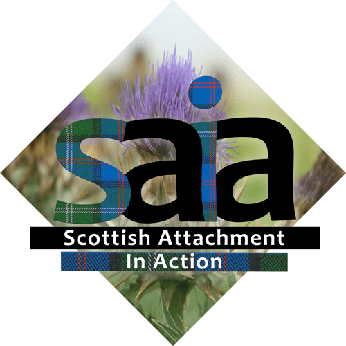 Scottish Attachment in Action cause logo