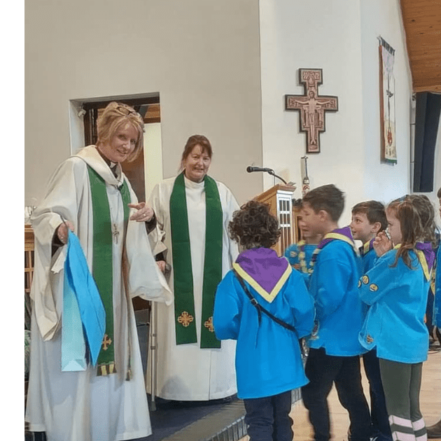 St Cuthberts Church - Croxteth Park