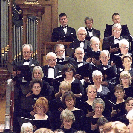 Marlow Community Choir At Borlase