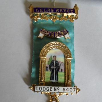 Halas Abbey Lodge 5407