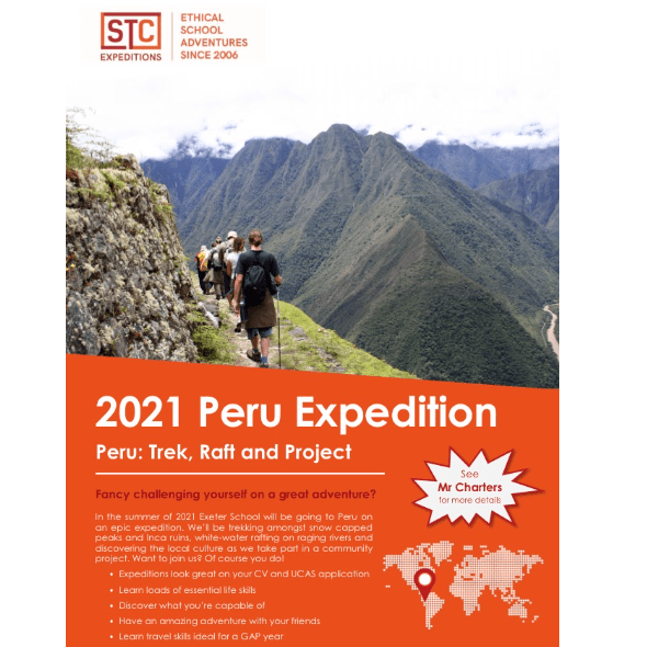 STC Peru 2021 - Peter Moffat