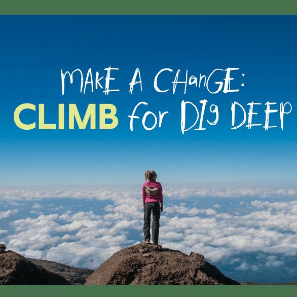 Dig Deep Kilimanjaro 2021 - Ellie Crookes
