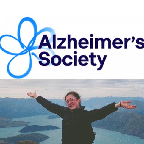Laura Kirby - London Marathon for Alzheimer's Society