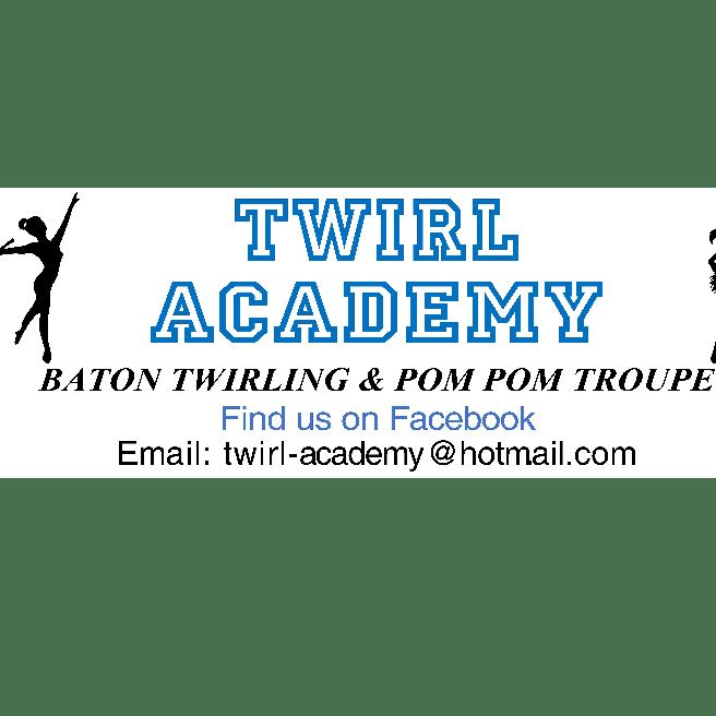 Twirl Academy - Baton Twirling & Pom Pom Troupe - Weymouth cause logo