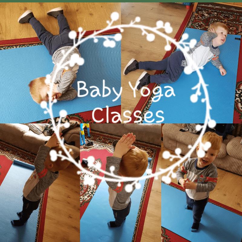Baby & Toddler Yoga Classes - Jordan Steele