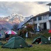 World challenge Nepal 2019 - Niamh Doherty
