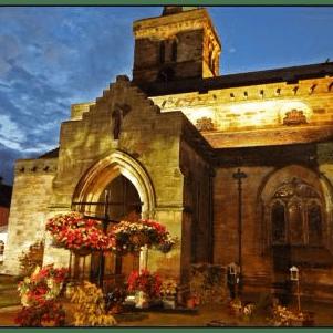 The Parish Church of the Holy Trinity St. Andrews - Fife