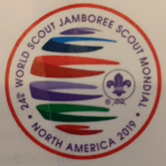 World Scout Jamboree West Virginia 2019 - Kaitlin Peaker