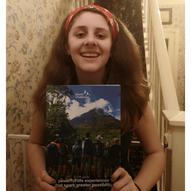 World Challenge Tanzania 2020 - Jorja Ellis