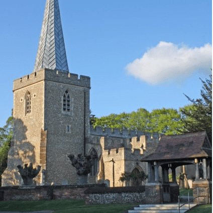 St Nicholas Church Stevenage
