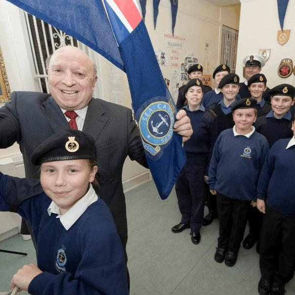 Irvine Sea Cadets
