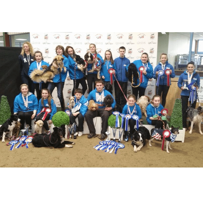 OJAC Scottish Juniors Fundraising