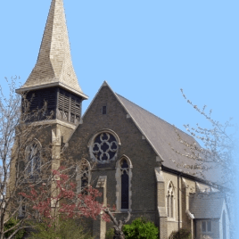 Christ Church Colliers Wood