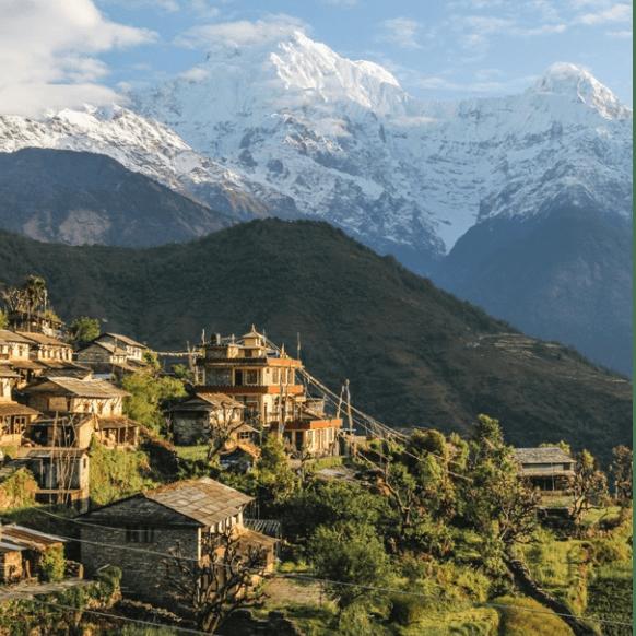 World Challenge Nepal 2021 - Ella Walsh