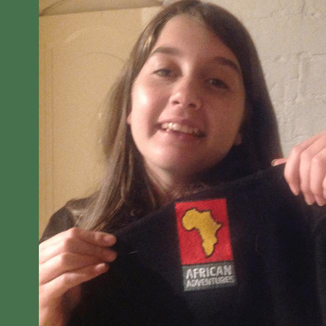 World Challenge Ghana 2019 - Rosie Taylor