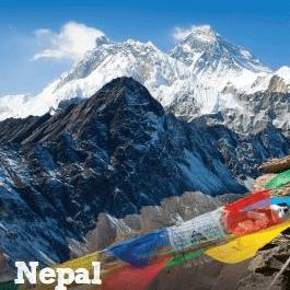 World Challenge Nepal 2018 - Eve Ashby