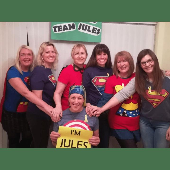 Funding 4 Jules
