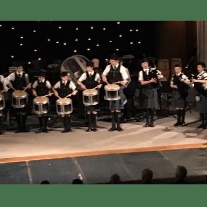 City of Edinburgh Schools Pipe Band