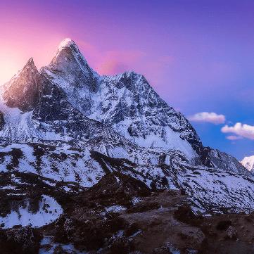 World Challenge Nepal 2018 - Olivia-Ann Saxton