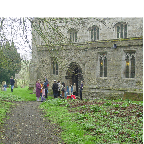 Friends of St Botolph Stow Longa