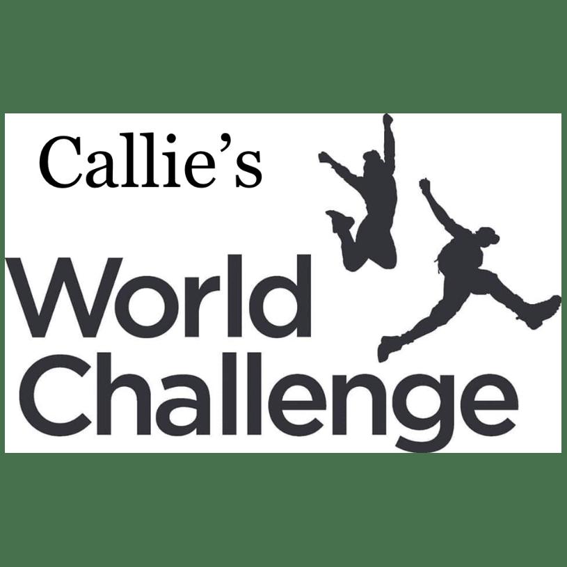 World Challenge 2021 - Callie Bruce